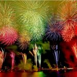 足立区花火大会、場所取りの前にお天気アプリで天候確認!