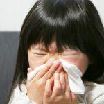 インフルエンザの症状と潜伏期間は?子供が一番かかりやすい?