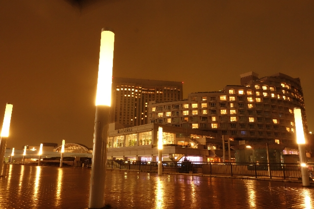 ディズニー ホテル