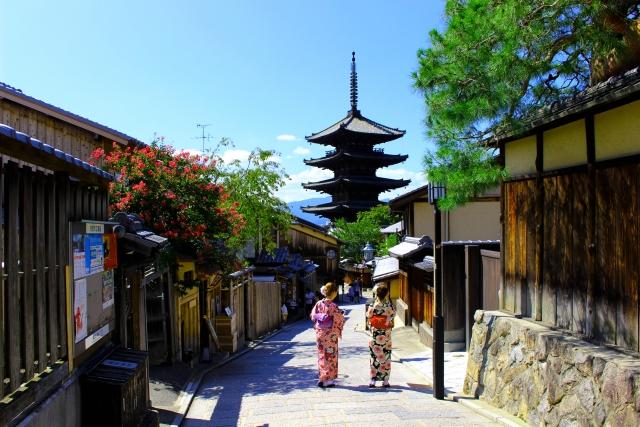 お参り 京都
