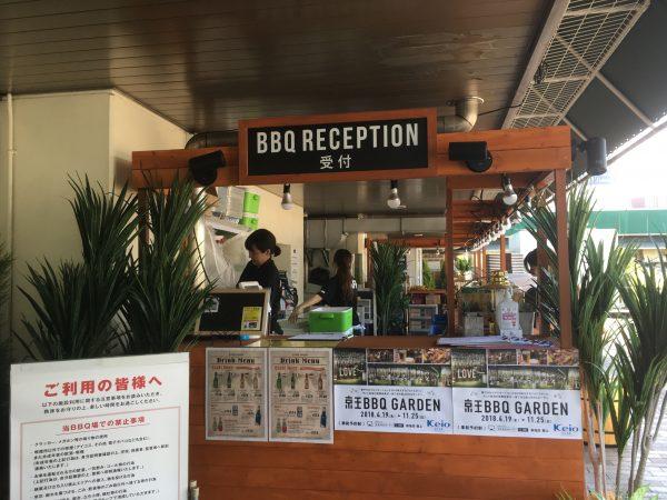 京王BBQガーデン